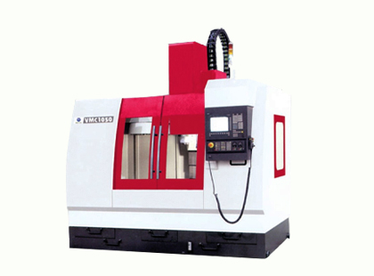 Three-axis CNC Milling Machine